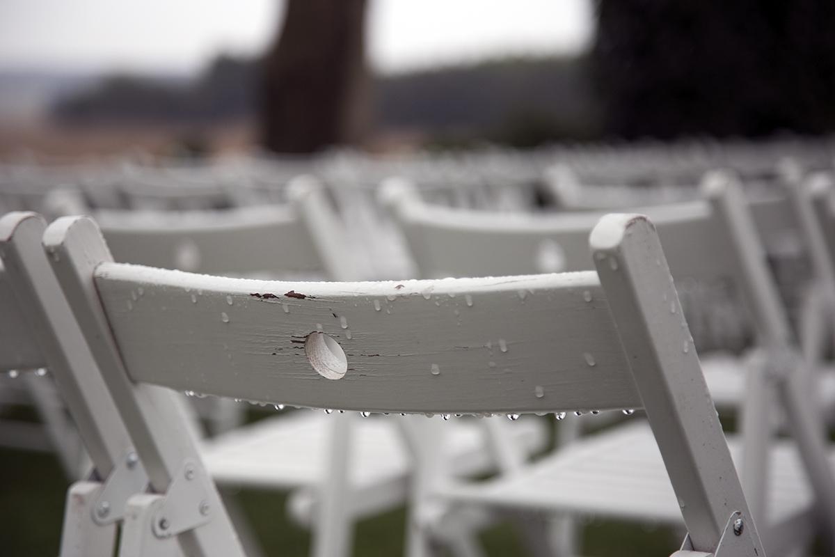 lluvia día de la boda