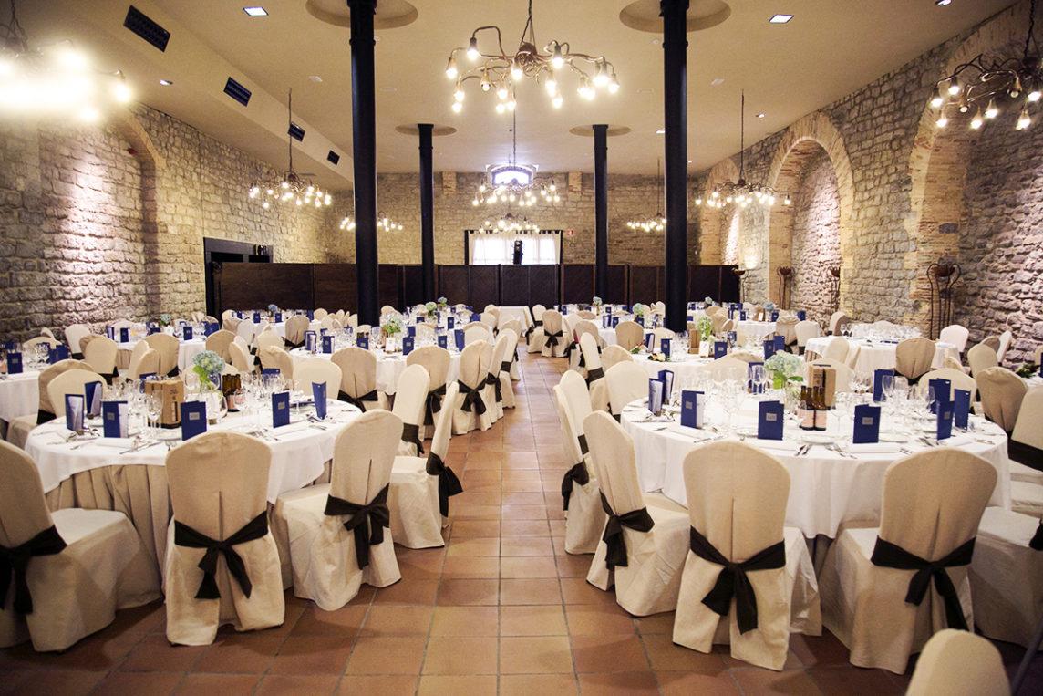 organizar mesas boda